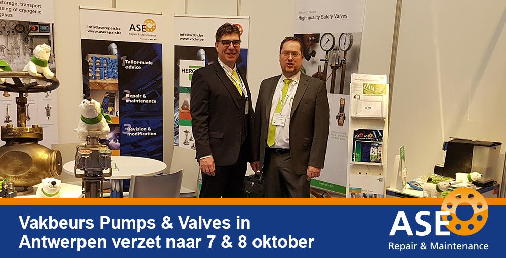 ASE Repair - Pumps Valves Beurs