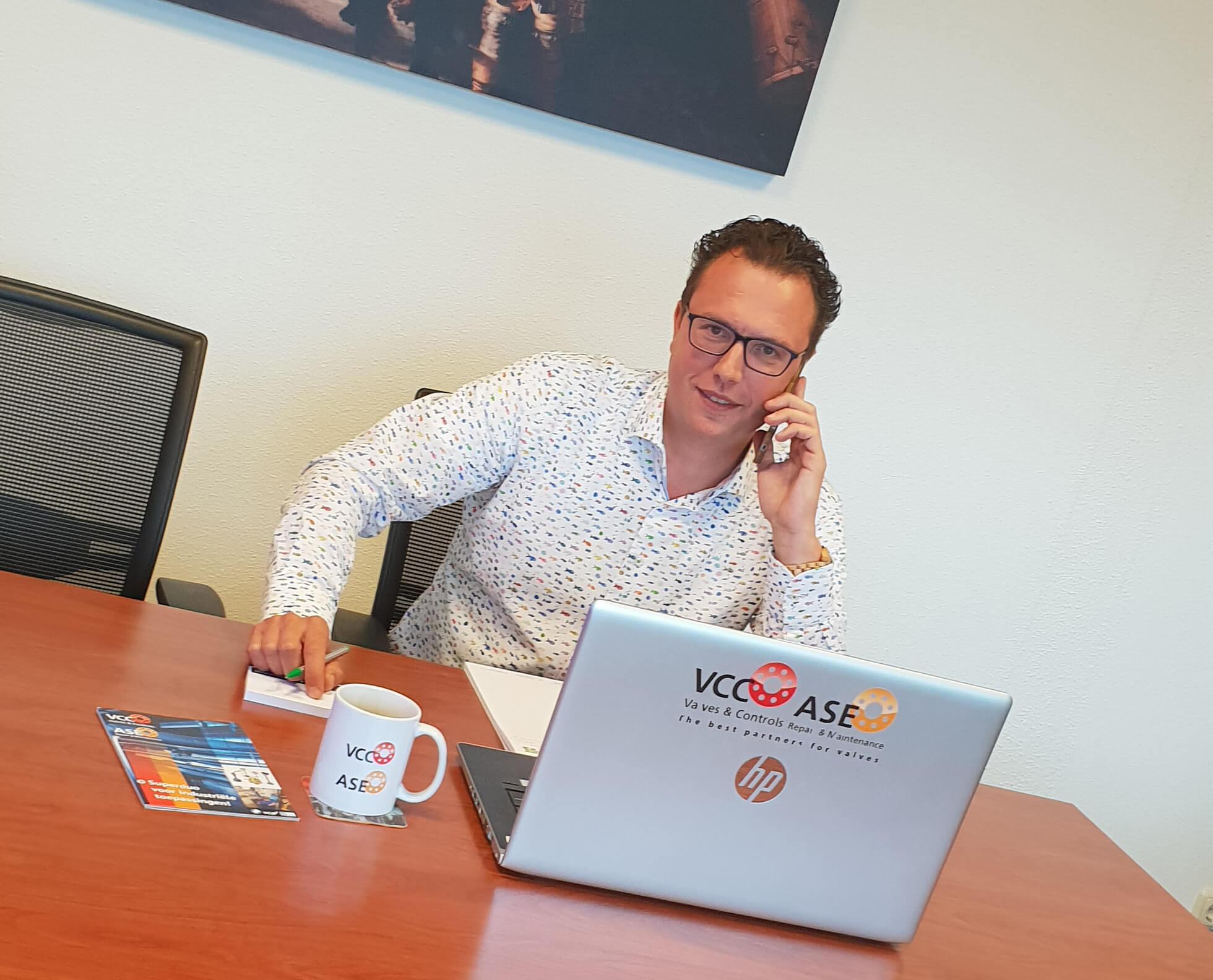 Kristof Daniëls A.S.E. Repair BV - Belgische appendagemarkt