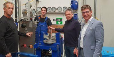 Hercertificering ASE Repair BV - HEROSE 1