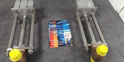 Cryogene afsluiters - ASE Repair BV